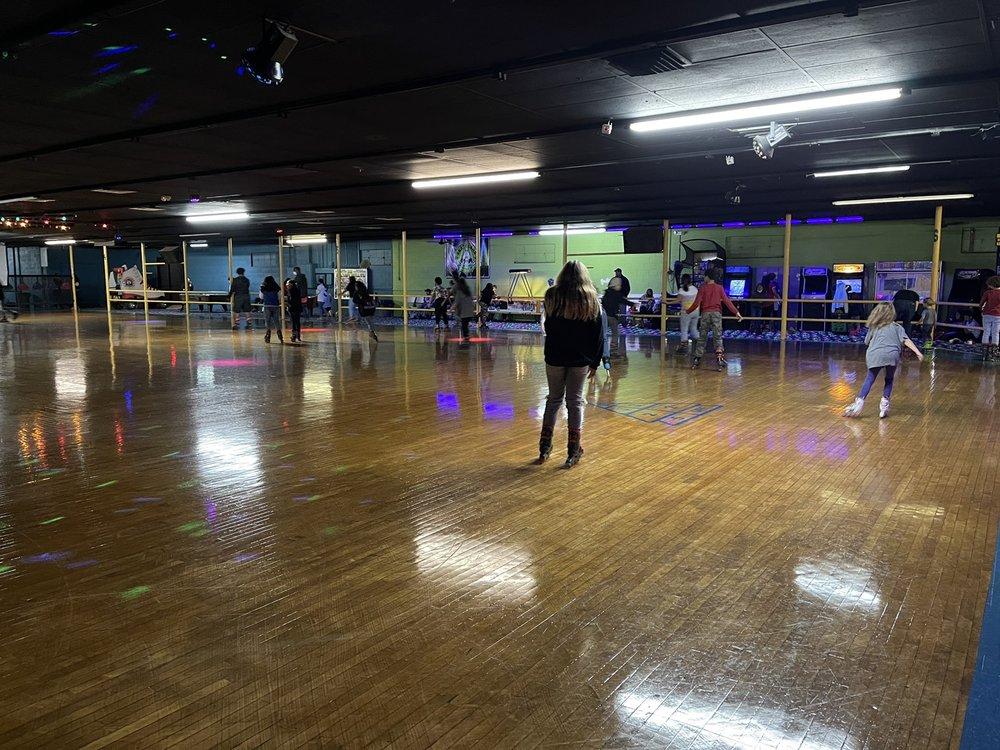 Skateland: 2906 W 8th St, Big Spring, TX