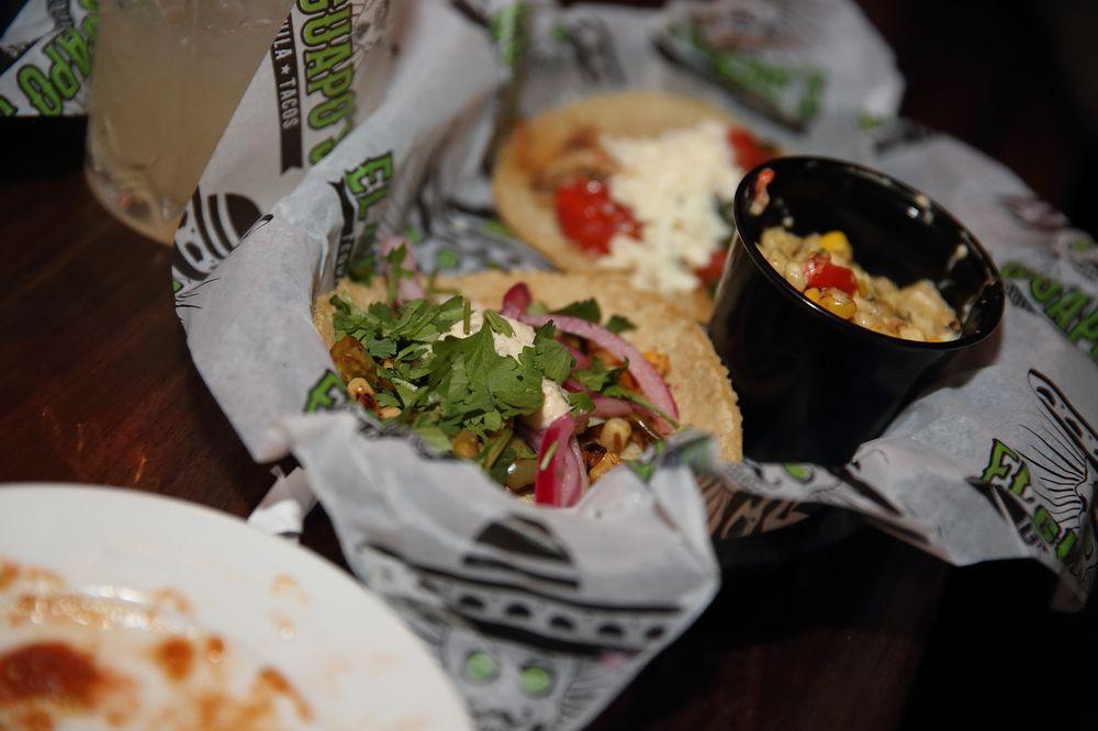 El Guapo's Tequila + Tacos: 8950 University Ave, West Des Moines, IA