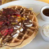Creme De La Crepe Cafe Long Beach