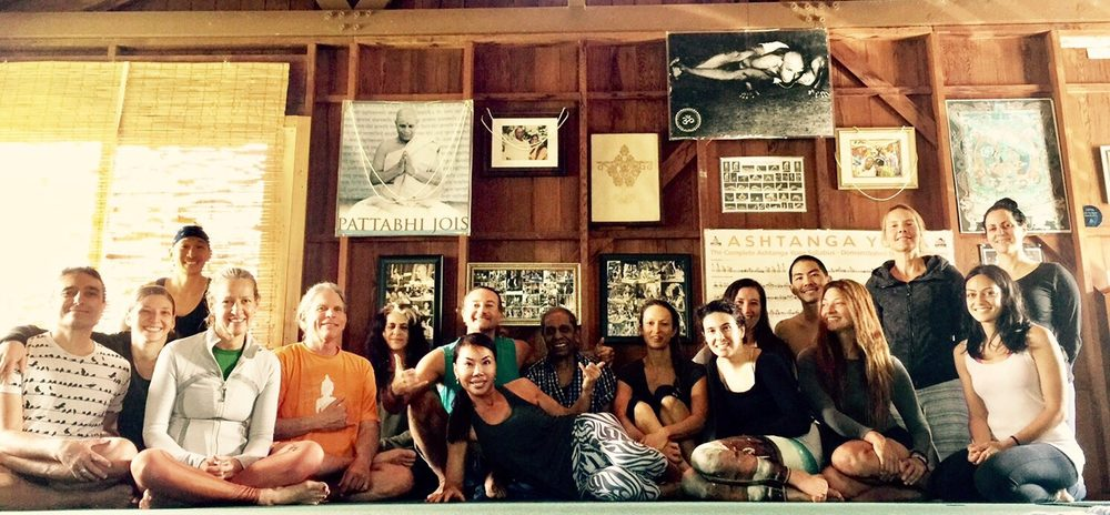House of Sattva Ashtanga Yoga SF: 540 Balboa St, San Francisco, CA