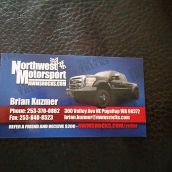 Northwest Motorsport 132 Photos 128 Reviews Car