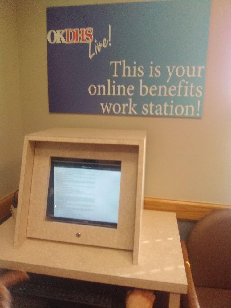 Blaine County Human Services Department: 410 W Main St, Watonga, OK