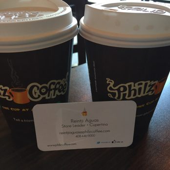 philz coffee cupertino
