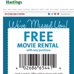 gohastings store coupons