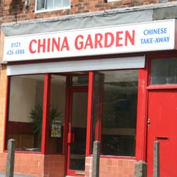 China Garden Chinese 163 Weoley Castle Road