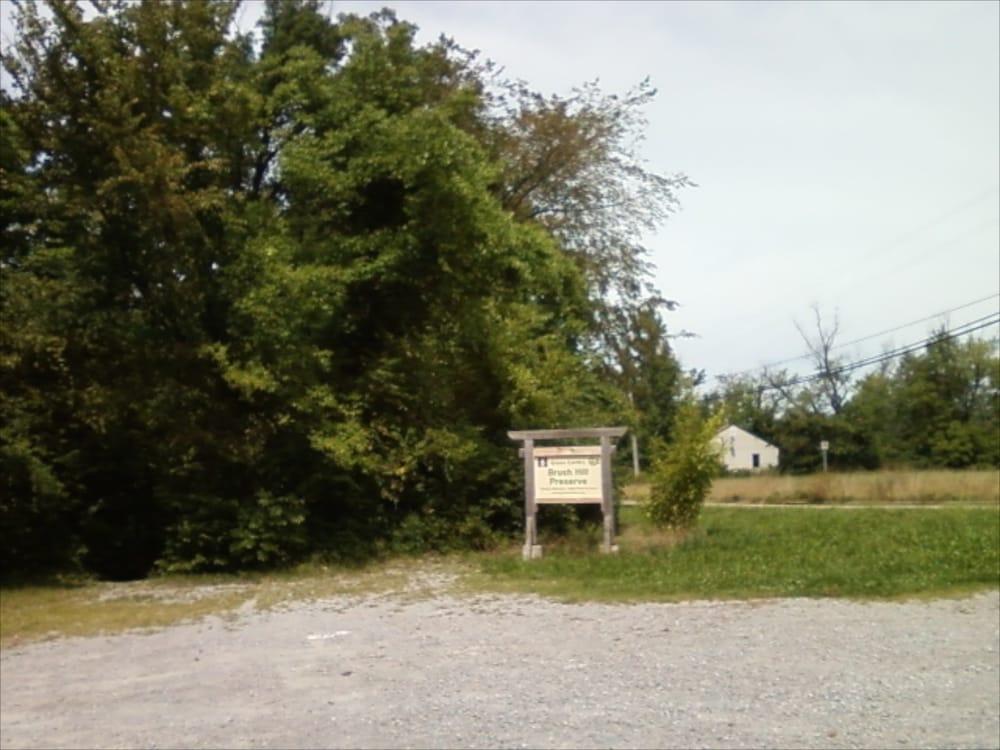 Brush Hill Preserve: 1125 Park St, Carbondale, IL