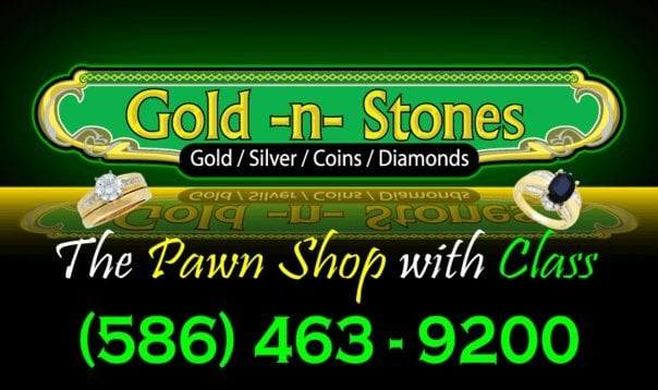 Gold N Stones