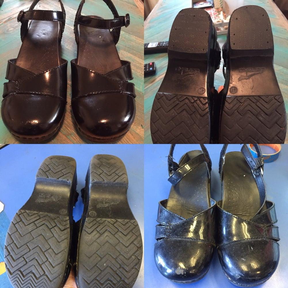 Blvd Shoe Repair Petaluma