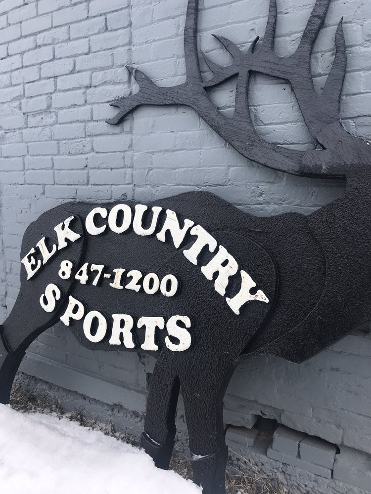 Elk Country Sports: 238 S 4th St, Montpelier, ID