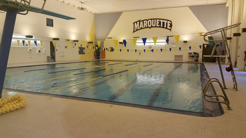 Marquette University Helfaer Recreation Center