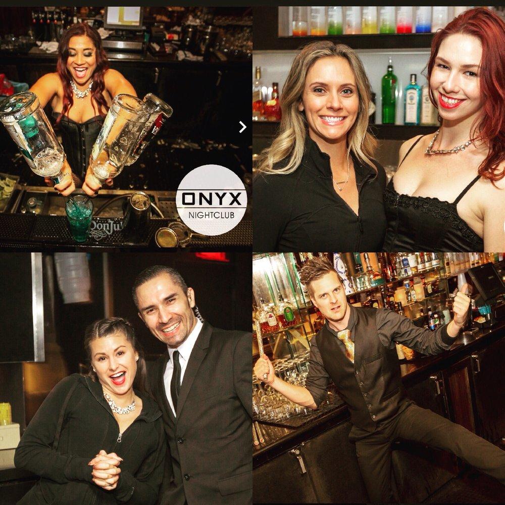 Onyx Room: 852 5th Ave, San Diego, CA