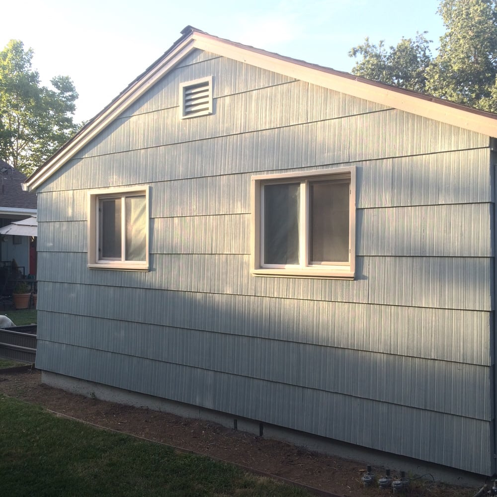 The New Siding Tidy And Beautiful Thanks Max Yelp