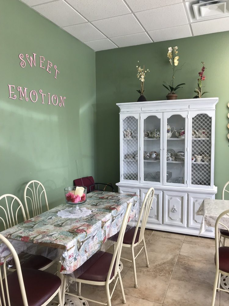 Sweet Emotions: 1206 W MacArthur Dr, Webb City, MO