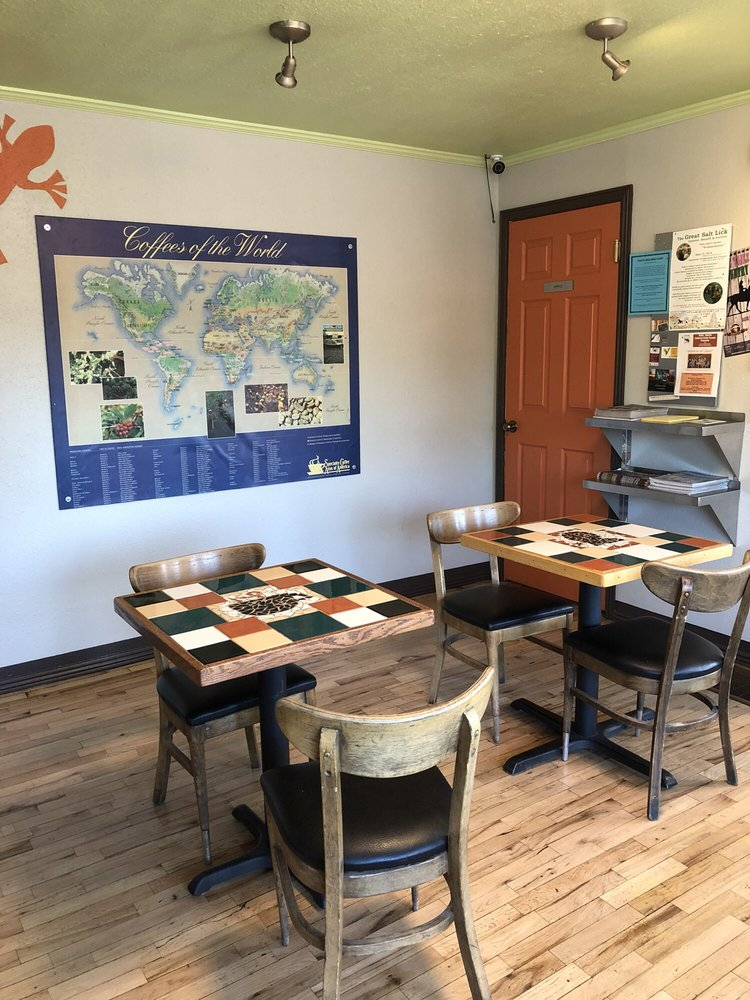 Sorbenots Coffee: 1270 Campbell St, Baker City, OR