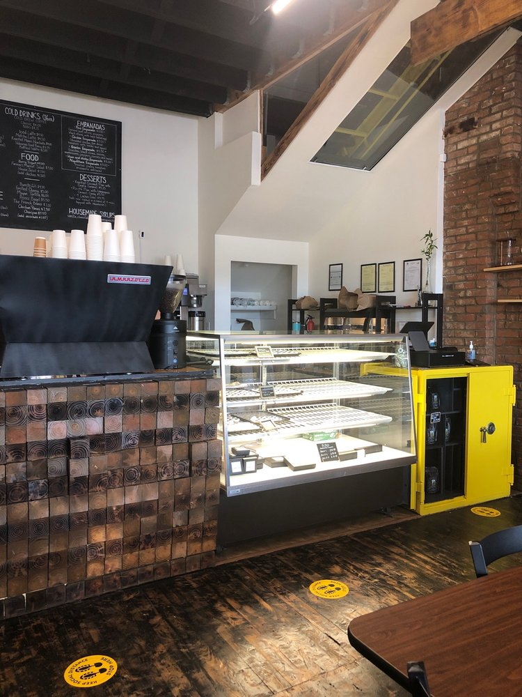 CoffeeStamp: 2511 S Jefferson Ave, St. Louis, MO