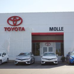 Molle Toyota Reviews Car Dealers W Rd St Kansas - Toyota dealers in kansas