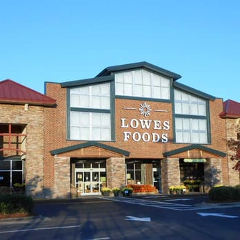 Phone Number Lowes Foods Store