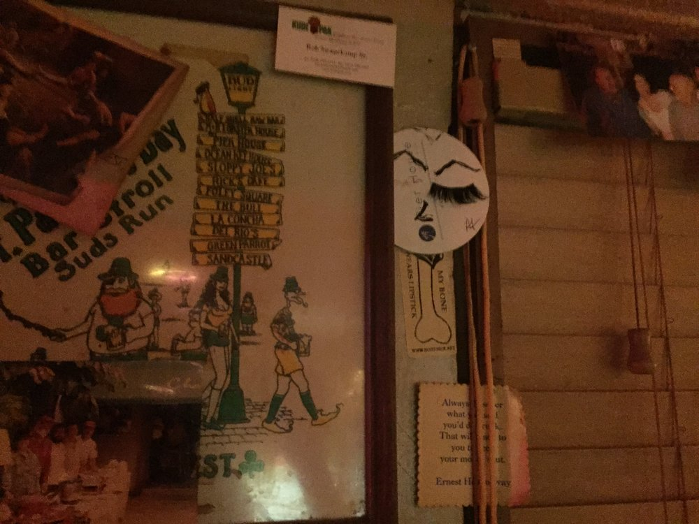 Chart Room: 1 Duval St, Key West, FL