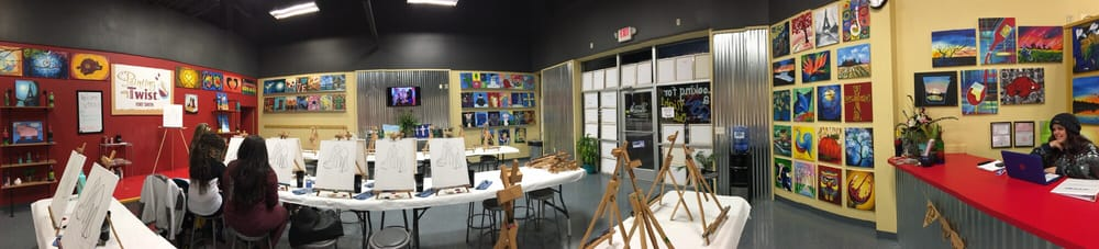 Painting with a Twist: 3875 Phoenix Ave, Fort Smith, AR