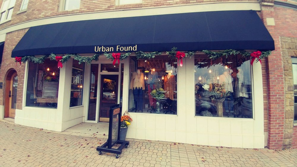 Urban Found: 182 S River Ave, Holland, MI
