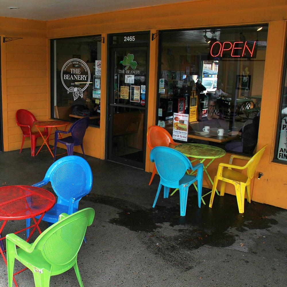 Yelp Eugene Cafe