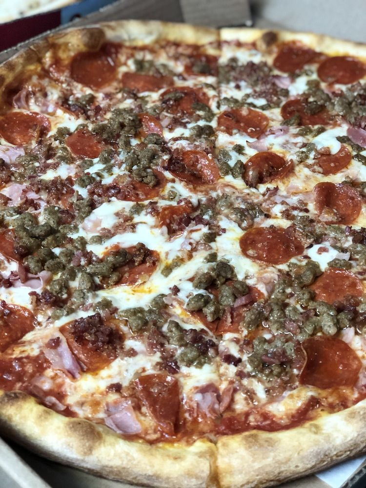 Two Kings Pizza: 7366 Route 309, New Tripoli, PA
