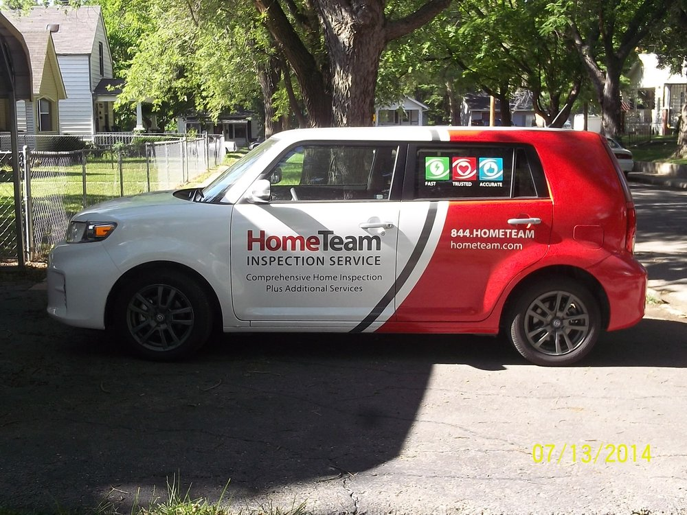 HomeTeam Inspection Service: 4021 SW 10th Ave, Topeka, KS