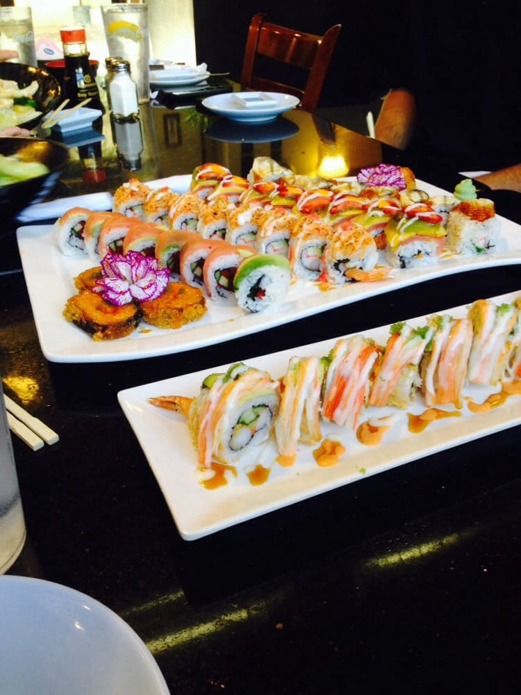 Photos For Blue Ocean Sushi Yelp