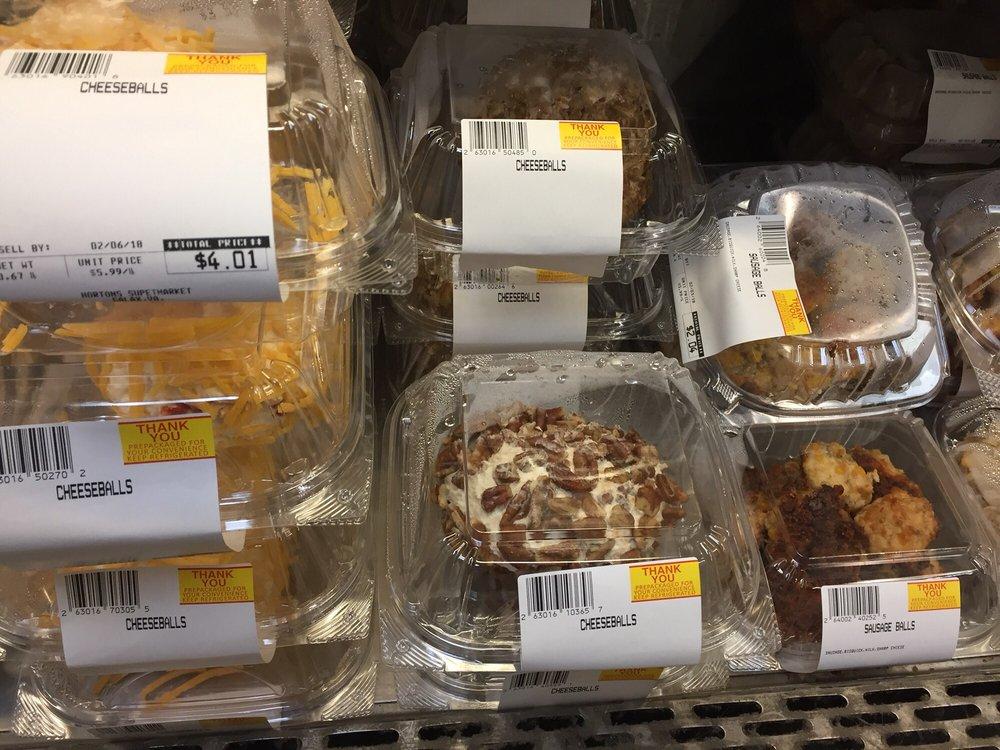 Horton's Super Market: 1009 S Main St, Galax, VA