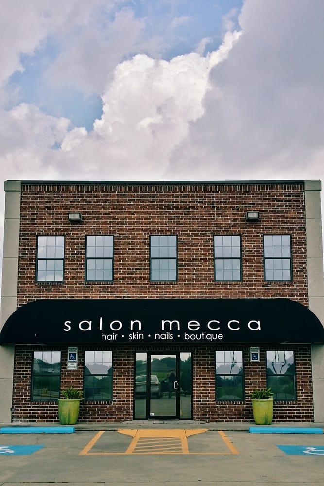SALON MECCA: 3118 Nall St, Port Neches, TX