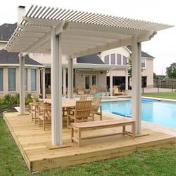 Photo Of McBride Patio Construction   Houston, TX, United States. Pergola  Built By