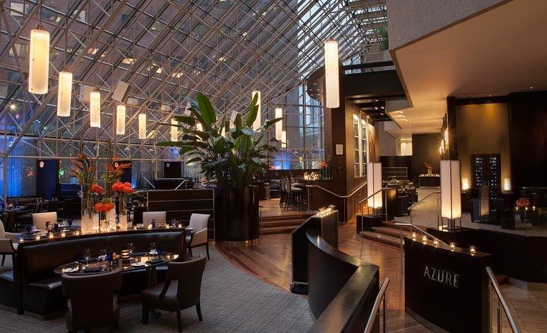 Restaurants Near Toronto Intercontinental Hotel
