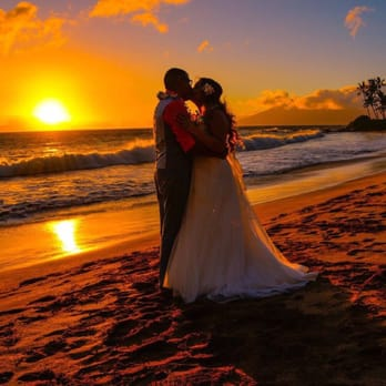 Photo Of Maui Wedding Adventures Kihei Hi United States Our Perfect Sunset