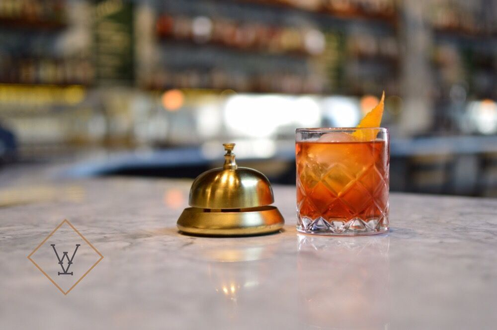 Social Spots from Whiskey Kitchen