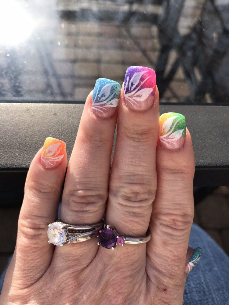 Glamour Nails - 11 Photos & 17 Reviews - Nail Salons - 3429 W ...