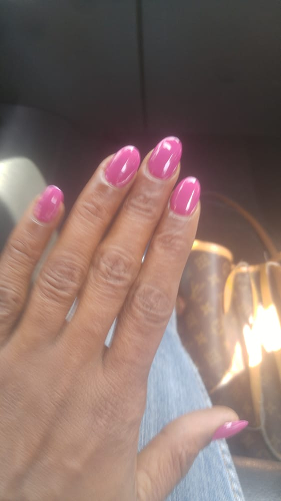 Awesome nails by Selina!! Main Attraction is consistently doing a ...