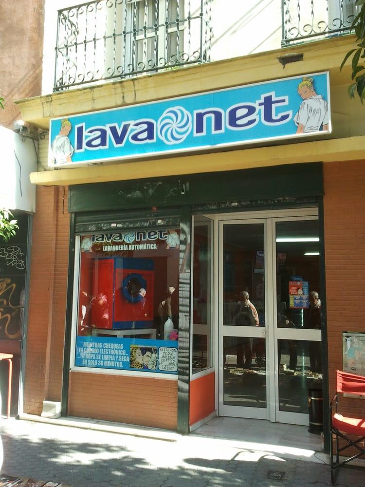 Lavanet cerrado servicios de lavander a calle feria for Servicio tecnico jane sevilla calle feria