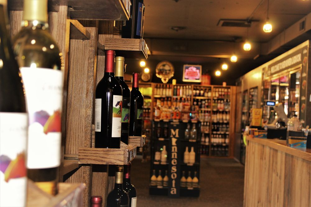 Red River Liquor: 31075 Mn 34, Akeley, MN