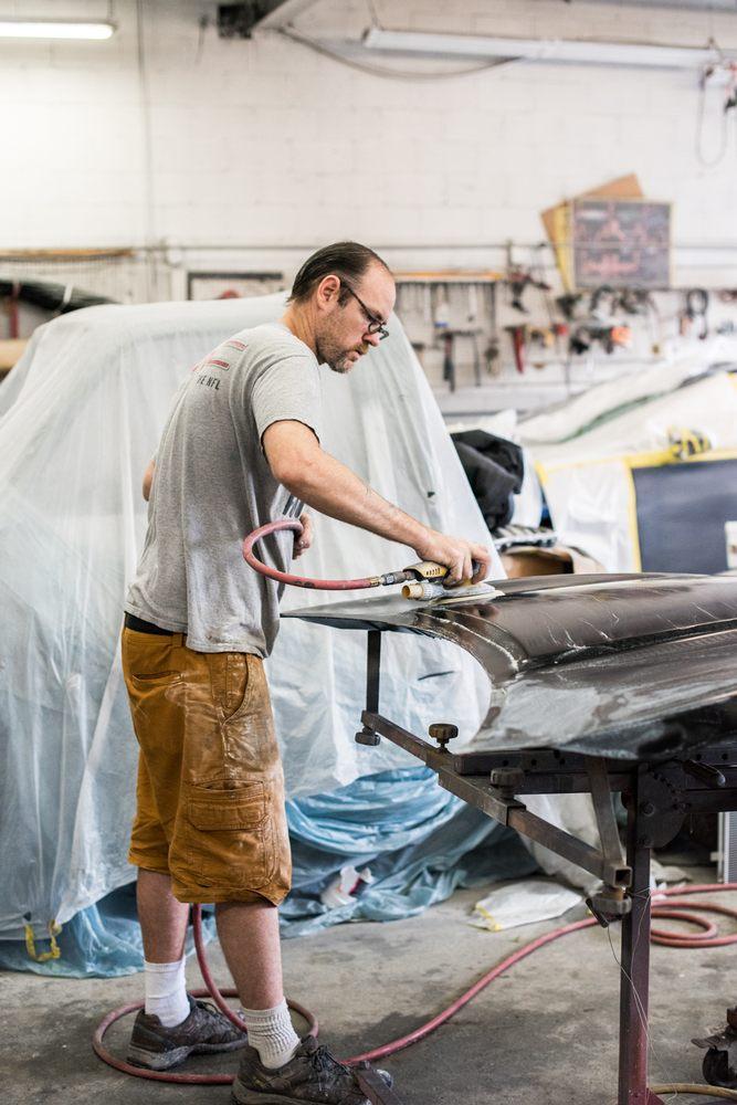 Santos Auto Body: 30 Farm St, Millis, MA