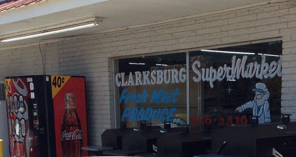 Clarksburg Supermarket: 3339 Highway 22, Huntingdon, TN