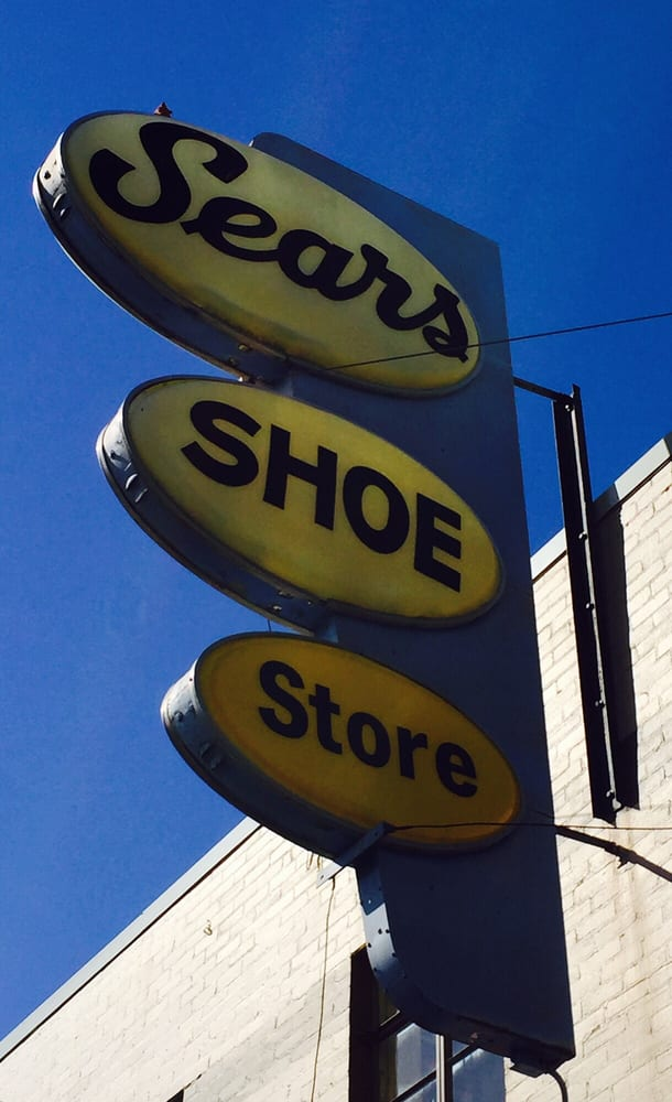 5 reviews of Sear's Shoe Store