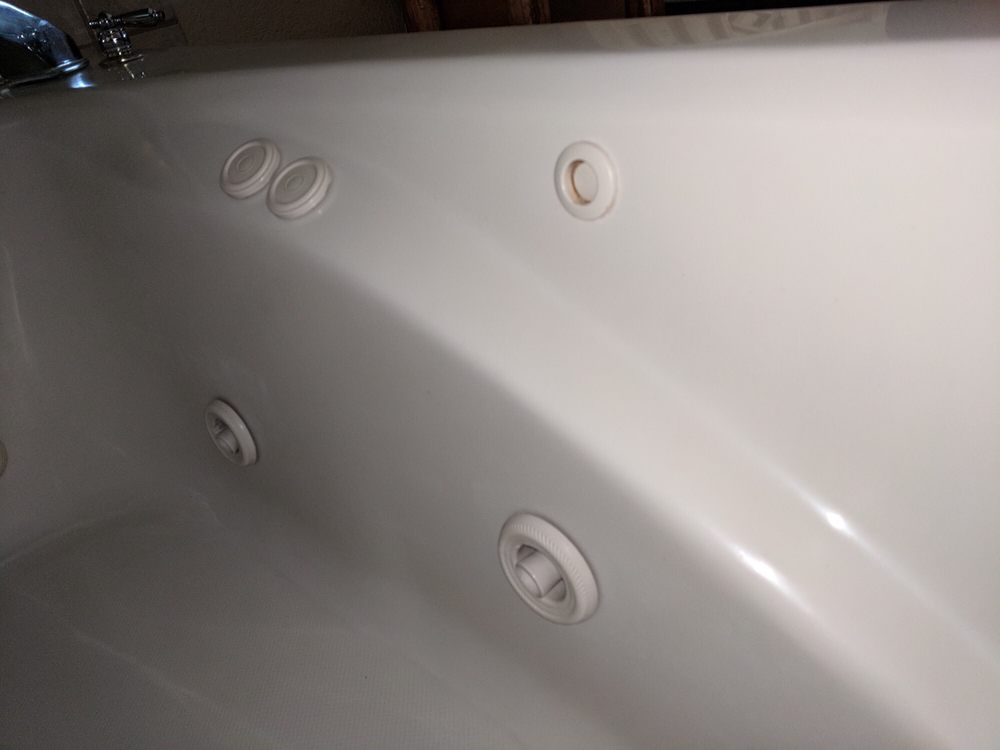 Paid for a jacuzzi tub but never could use it because it was broken ...