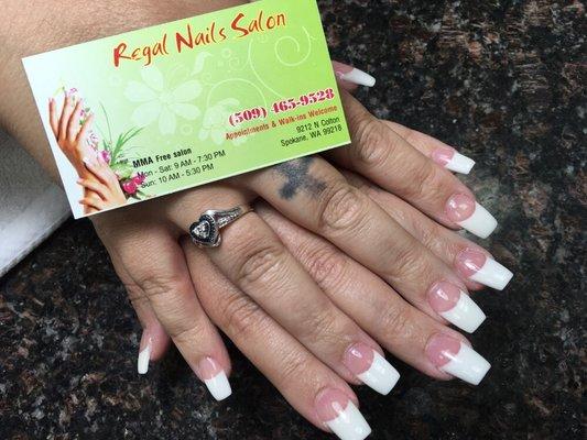 Regal Nails 9212 N Colton St Spokane, WA Manicurists - MapQuest