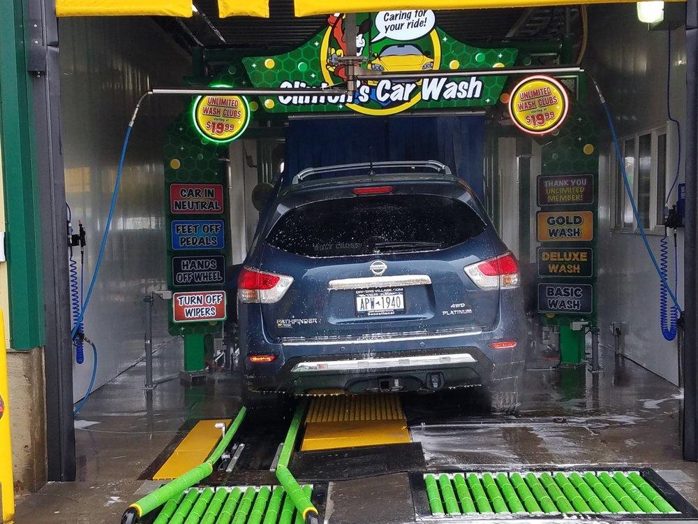 Clinton's Car Wash: 58 Dwight Ave, Clinton, NY