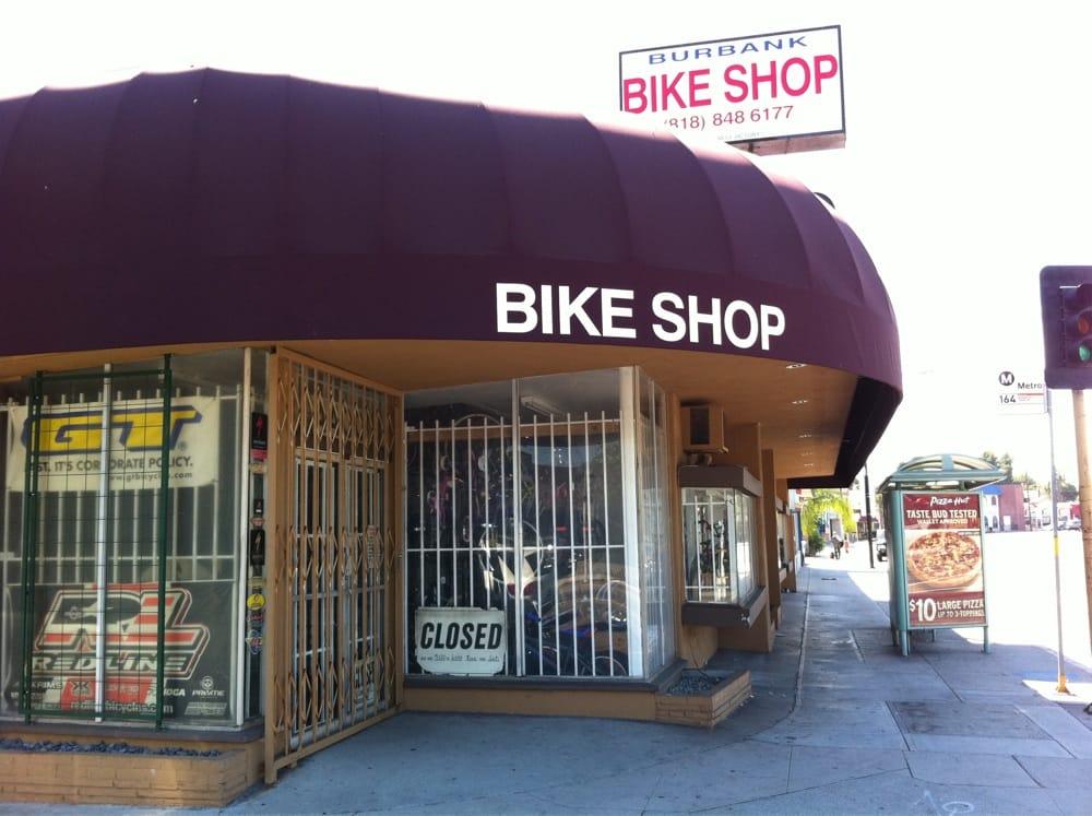 Burbank Bike Shop: 4400 W Victory Blvd, Burbank, CA