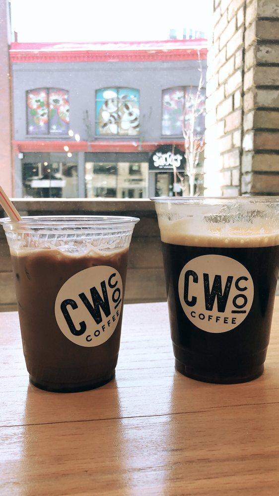 Commonwealth Coffee: 478 Richmond Street, London, ON