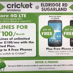 Cricket Wireless Authorized Retailer Mobile Phones 953