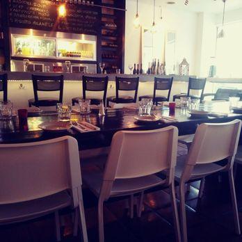 Photo Of Cara Mia Italian Seafood Restaurant Miami Beach Fl United States
