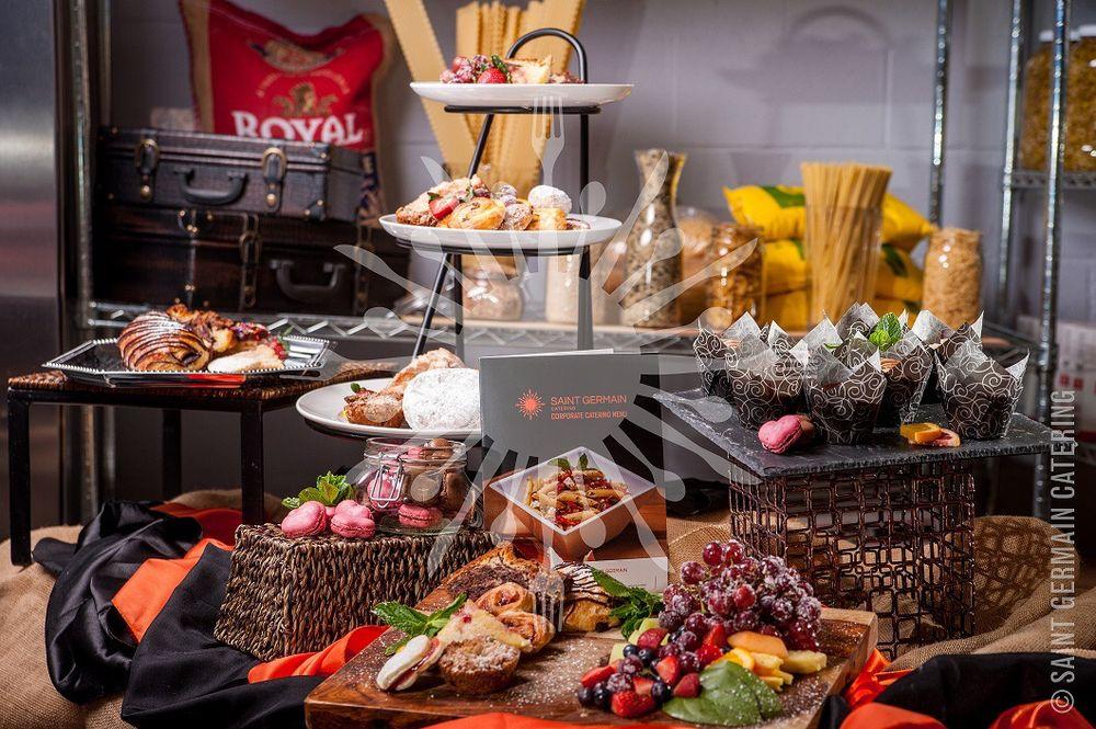 Saint Germain Catering: 8455 Tyco Rd K, Vienna, VA
