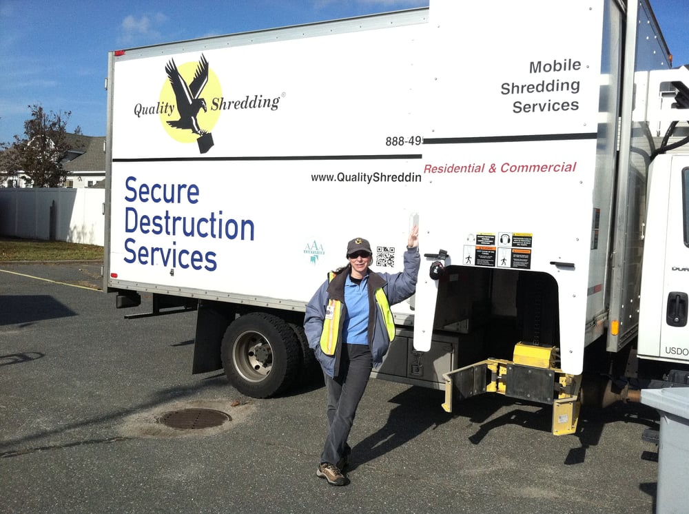 Quality Shredding: 1014 Grand Blvd, Deer Park, NY